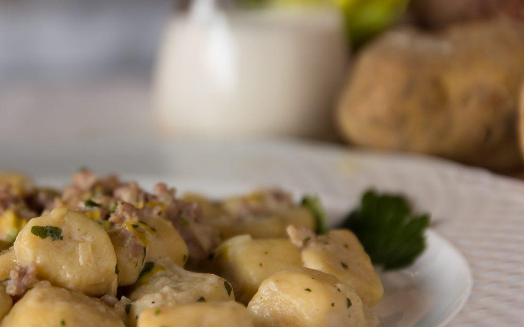Cucina trentina a Ponte Arche: gli Gnocchi del Don Pedro. Tre segreti per farli perfetti, morbidi e gustosi!