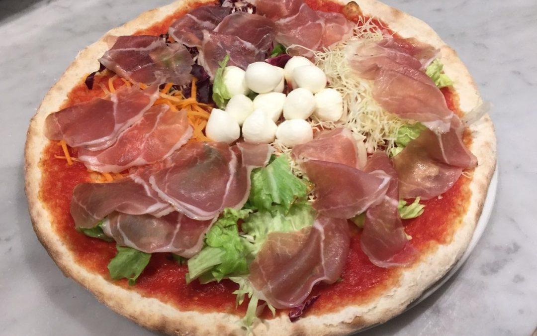 Hanno definito questa pizza Riassuntiva! Scopri il perche'!